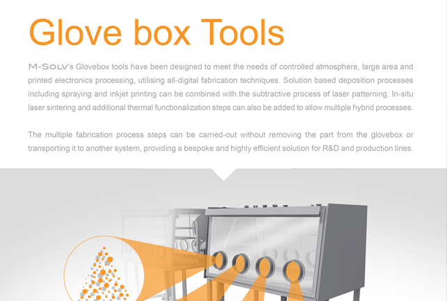 Hybrid Glove Box Tool Flyer