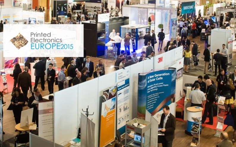 IDTechEx Printed Electronics Europe 28th - 29th April