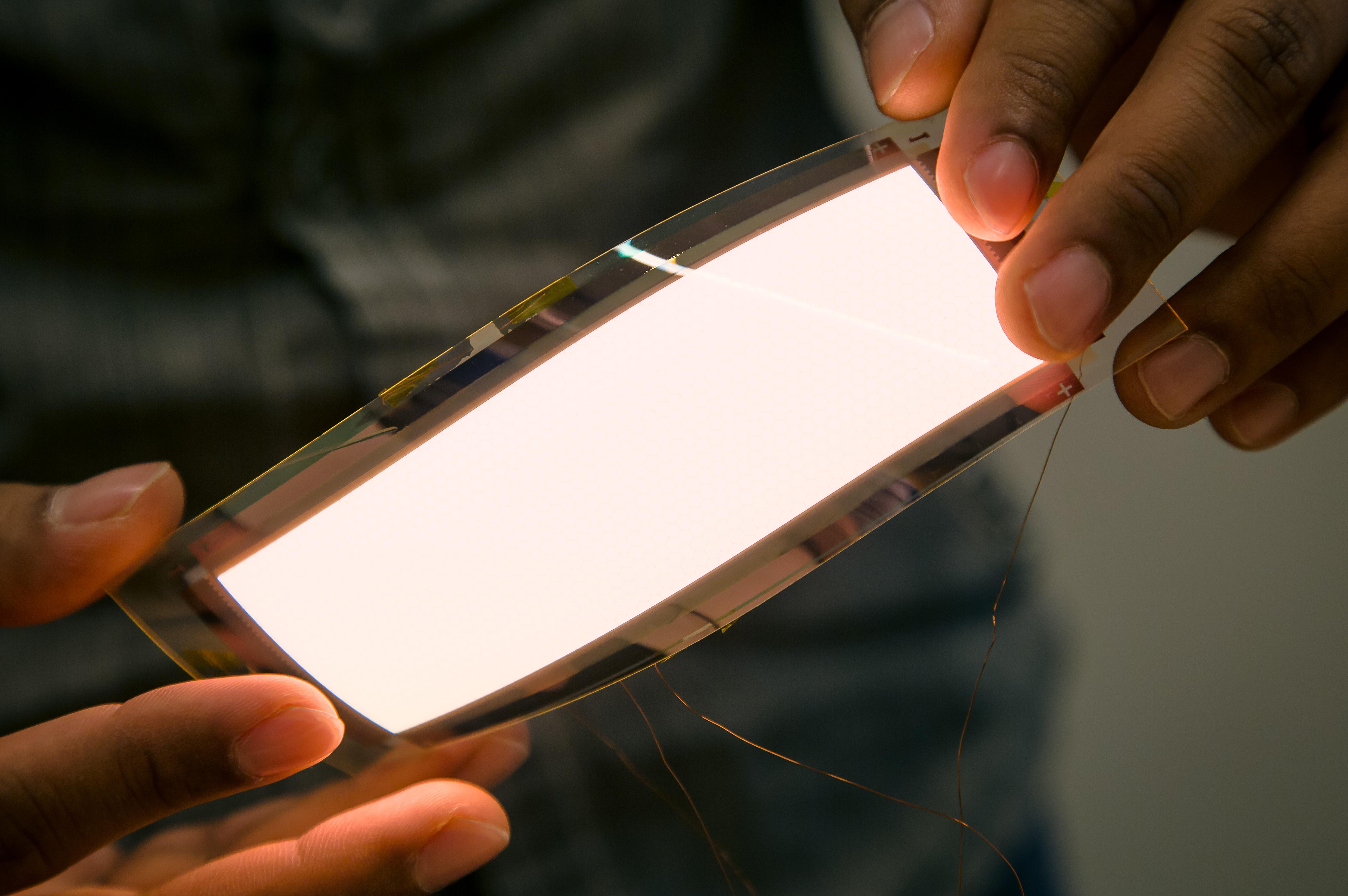 PI-Scale OLED