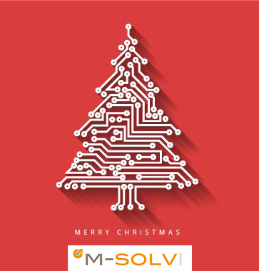 Happy Holidays from M-Solv Ltd!